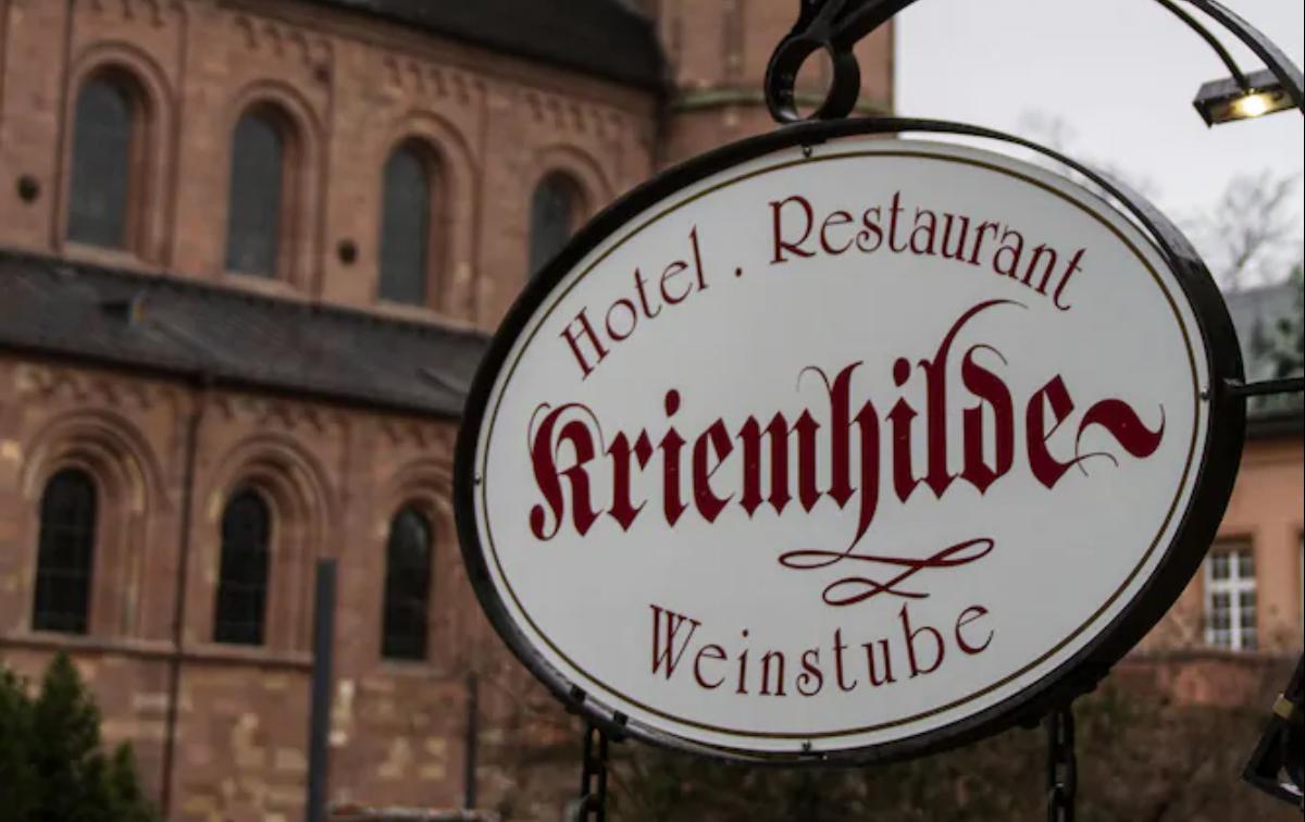 Das Hotel Kriemhilde